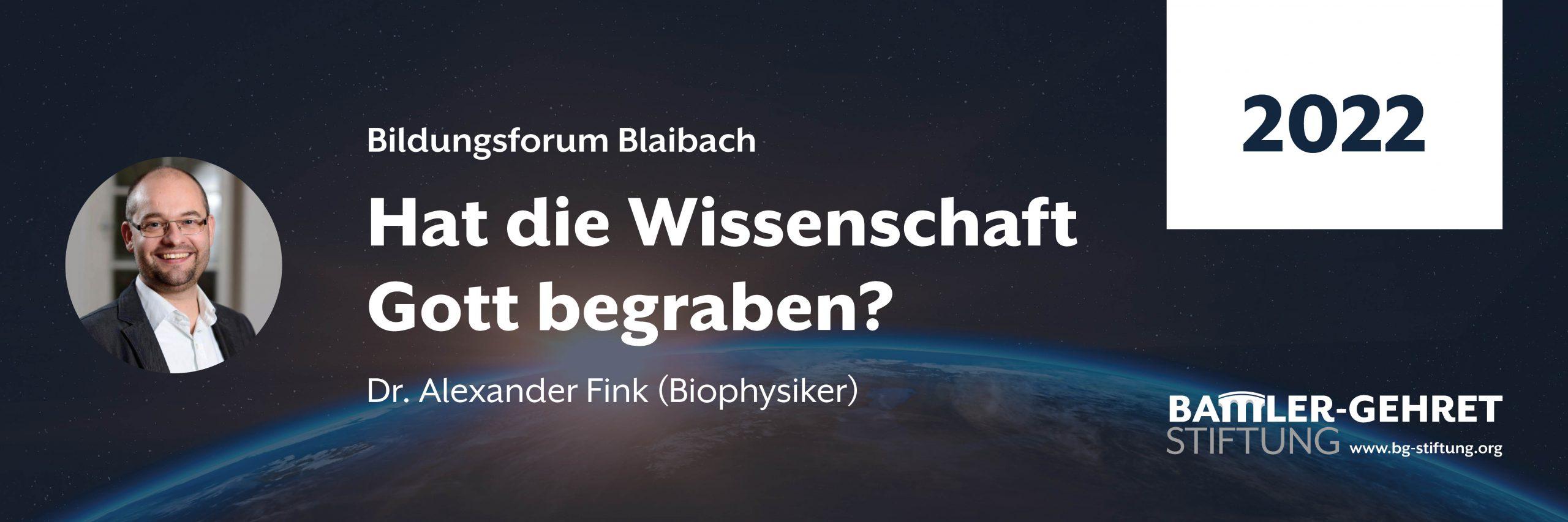 poster_bildungsforum_hat-die-wissenschaft-gott-begraben_2022_02